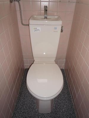 【トイレ】コーポ弥生