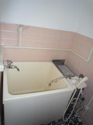【浴室】コーポ弥生