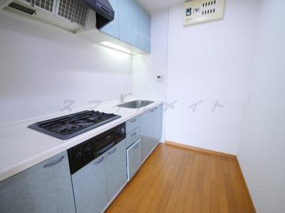 【キッチン】クラージュKAMAKURAYA