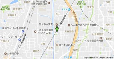 【地図】ウッドヴィレッジ