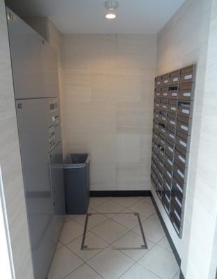 宅配ボックス&メールボックス