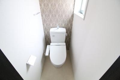 【トイレ】グランメール腕塚