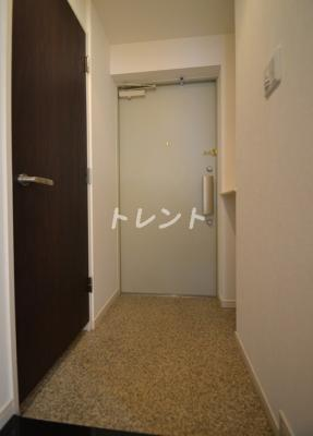 【玄関】フォレシティ富ヶ谷