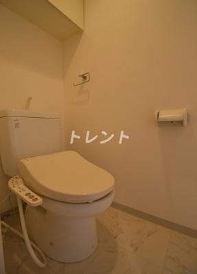 【トイレ】フォレシティ富ヶ谷