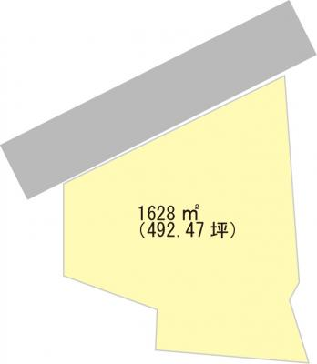 【区画図】【売地】打田中学校区・29265