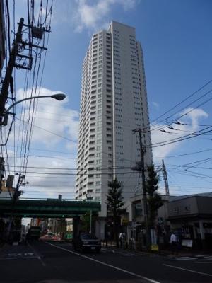 【外観】アトラスブランズタワー三河島