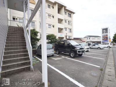 【駐車場】コーポ千地