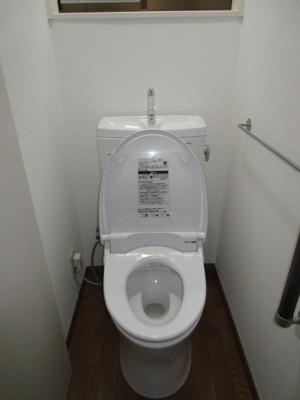【トイレ】西脇貸家
