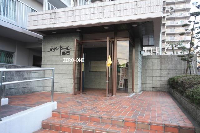 【エントランス】メゾンドール高石