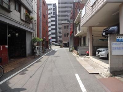 【周辺】大竹ビル(東日暮里4丁目)