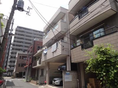 【外観】大竹ビル(東日暮里4丁目)