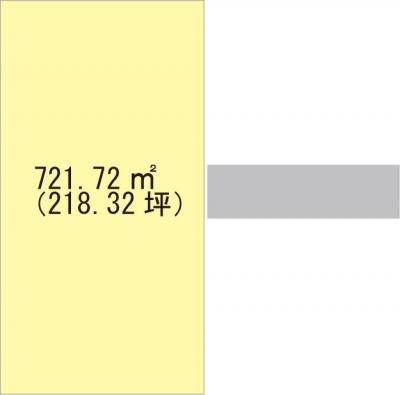 【区画図】【売地】西和中学校区・22909