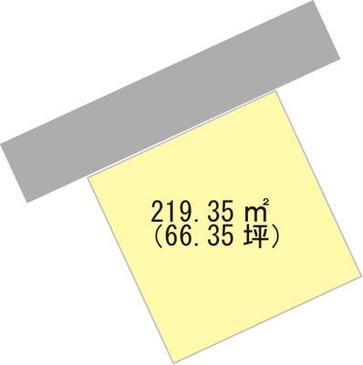 【区画図】【売地】加太中学校区・27374