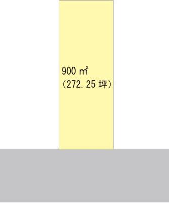 【区画図】【売地】箕島中学校区・28444
