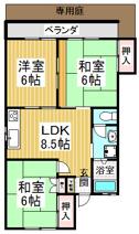 川口市上青木2丁目のアパートの画像
