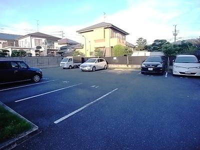【駐車場】ヴェルデエスパシオ