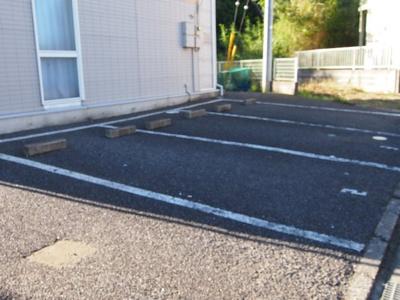 【駐車場】M&M