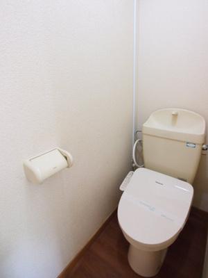 【トイレ】M&M