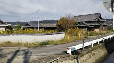 【前面道路含む現地写真】【中古戸建】紀伊中学校区・53592