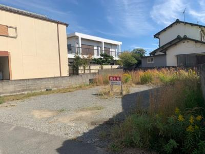 【外観】【売地】楠見中学校区・56103