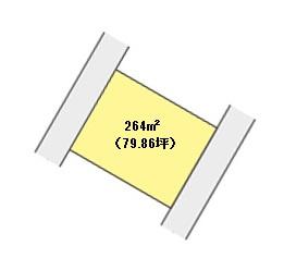 【区画図】【売地】加太中学校区・56129