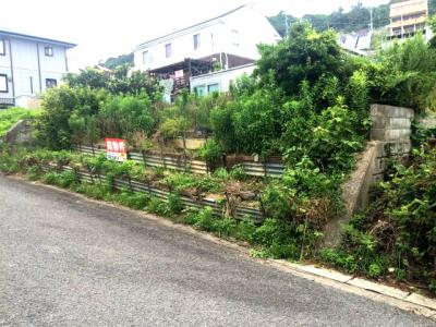 【外観】【売地】加太中学校区・56090