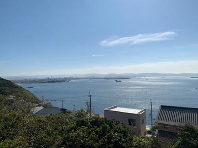 【展望】【売地】加太中学校区・56090