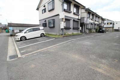 【駐車場】エクセレント山本