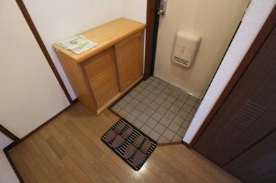 【玄関】フレンズハイム