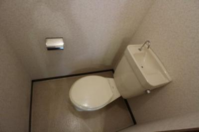 【トイレ】フレンズハイム