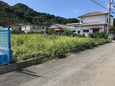 【外観】【売地】保田中学校区・55884