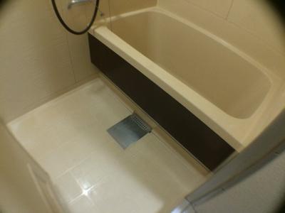 【浴室】立美ハイツ