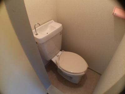 【トイレ】立美ハイツ