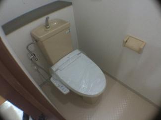 【トイレ】プレジオノーザンライツ