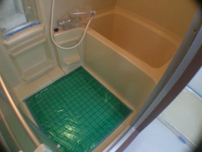 【浴室】プレジオノーザンライツ