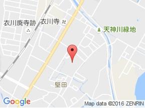 【地図】CaSa de Haru