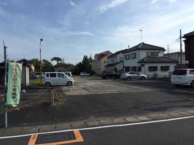 【駐車場】小通幸谷駐車場