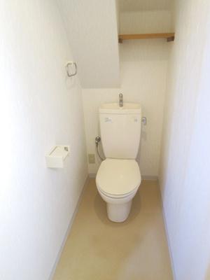 【トイレ】中島マンション
