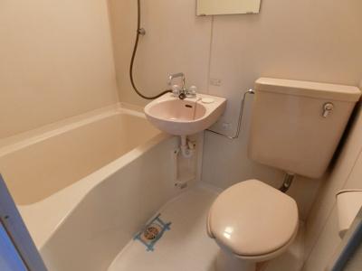 【浴室】プチシャトー深野