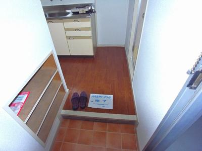 【玄関】ネオコーポイケダヤ5号館