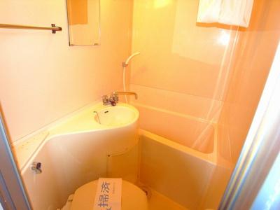 【浴室】ネオコーポイケダヤ5号館