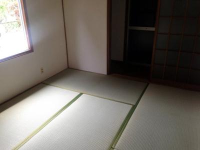 【和室】東奥貸家A棟