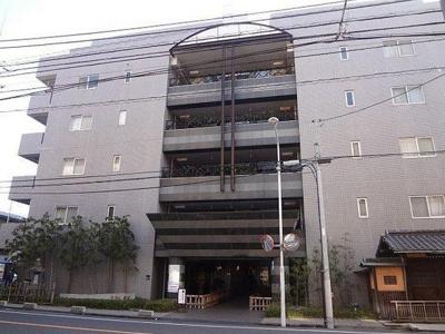【外観】ラ・フォレ根岸