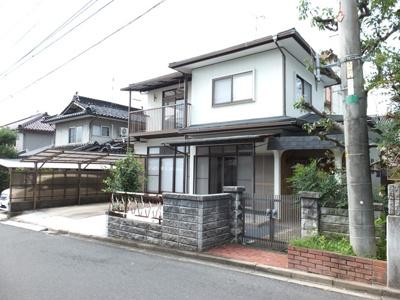 【外観】沼借家(5SDK)