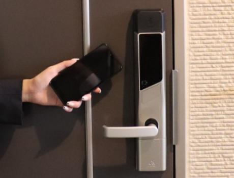 【地図】クレイノクレールオオクボ