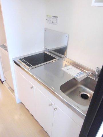 【キッチン】クレイノクレールオオクボ
