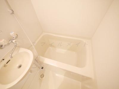 【浴室】ヒルスミキ石上