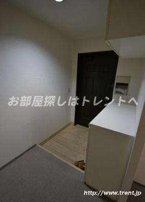 【玄関】西戸山タワーホウムズノースタワー