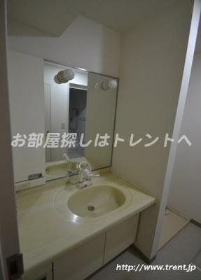 【独立洗面台】西戸山タワーホウムズノースタワー