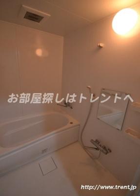【浴室】西戸山タワーホウムズノースタワー